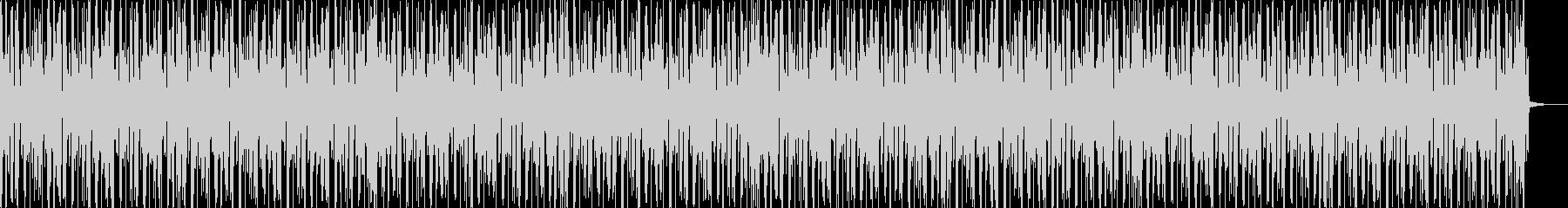 YouTubeヒップホップ・日常・楽しいの未再生の波形