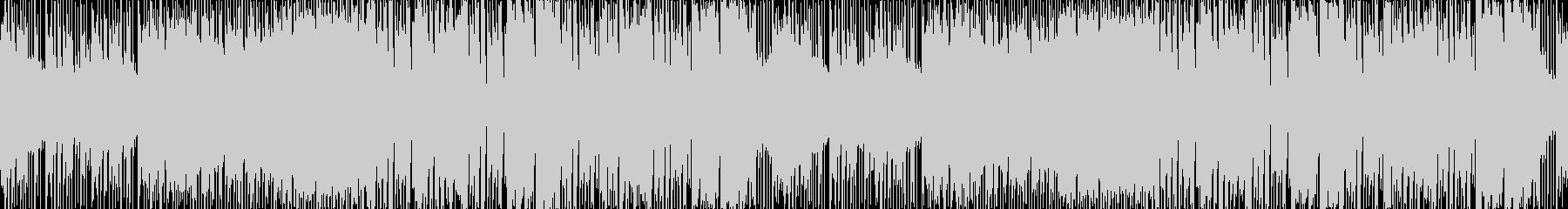 ハッピーでキュートなFutureBassの未再生の波形