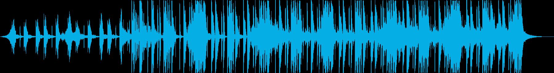 おしゃれ洋楽ヒップホップR&Bソウルcの再生済みの波形