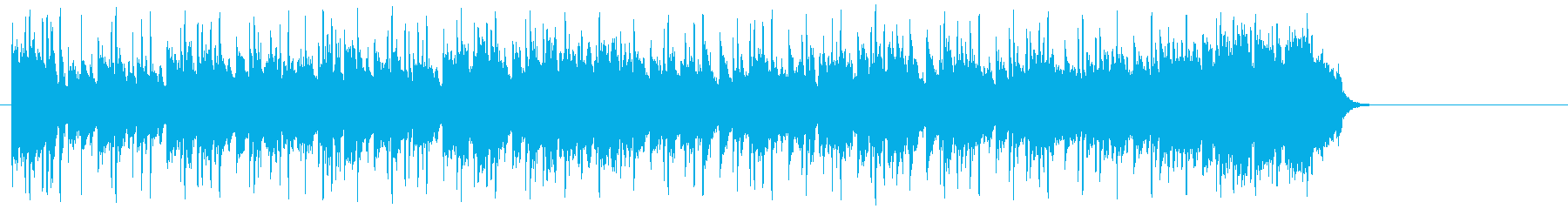 夢に向かう前向きポップ(イントロ~サ…)の再生済みの波形