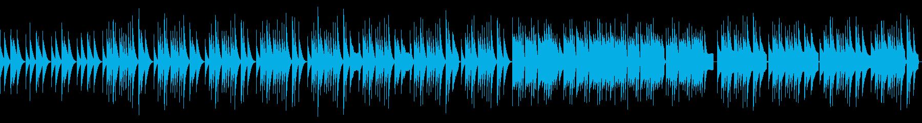 【リズム抜】木琴と鍵盤ハーモニカのほのぼの再生済みの波形