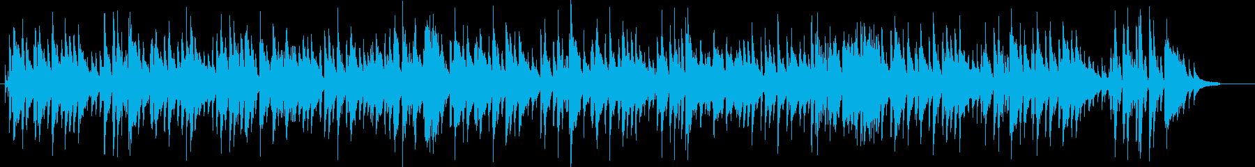 ハッピーバースデー JAZZピアノトリオの再生済みの波形