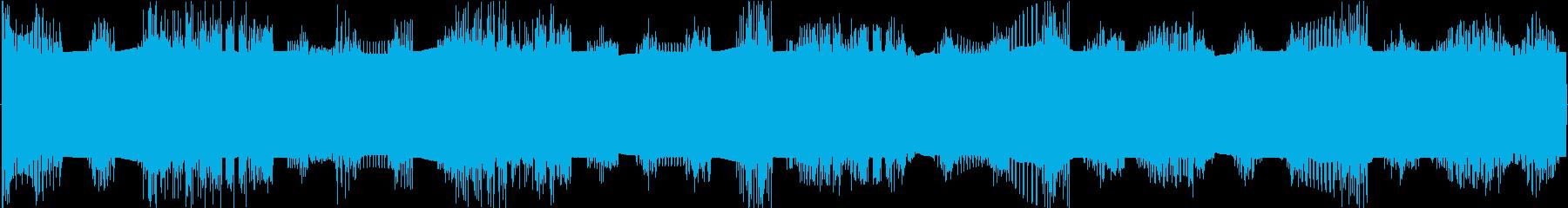 イメージ コンピューターが狂う01の再生済みの波形