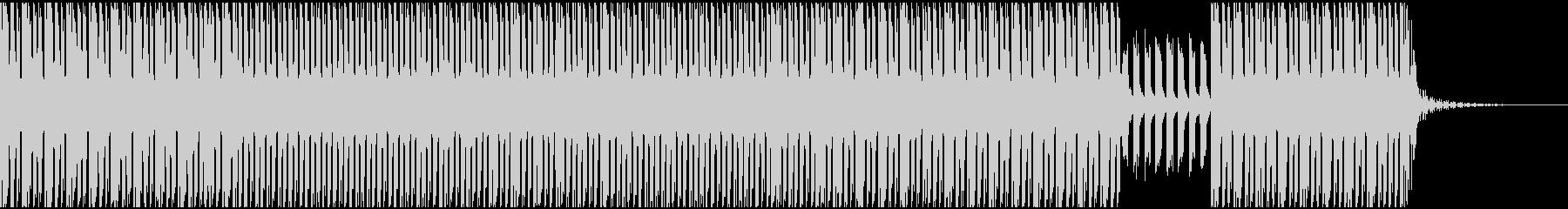 チェロのかすれ音(テクノベース)の未再生の波形