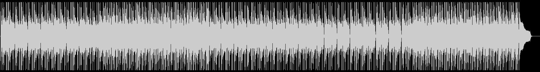 爽やかでシンプルなピアノポップの未再生の波形