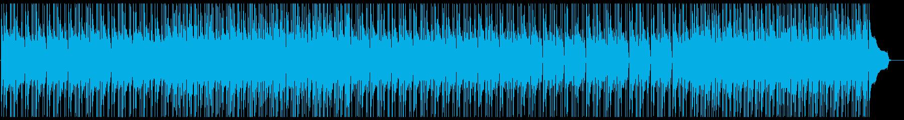 爽やかでシンプルなピアノポップの再生済みの波形