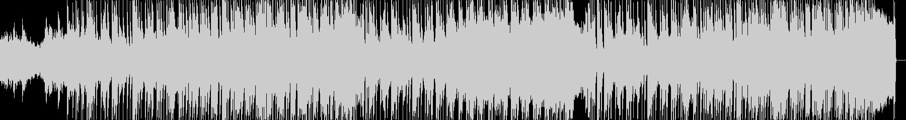 都会的で大人なスタイリッシュなドラムンの未再生の波形