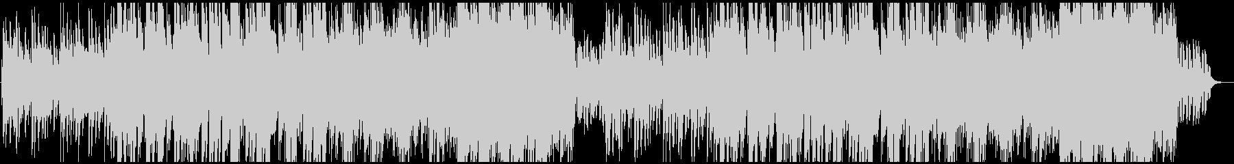ピアノとアコギの透明感でナチュラルVPの未再生の波形