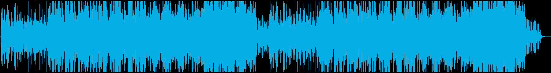 ピアノとアコギの透明感でナチュラルVPの再生済みの波形