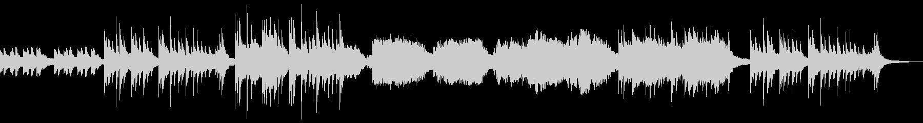 現代的 交響曲 ドラマチック ロマ...の未再生の波形