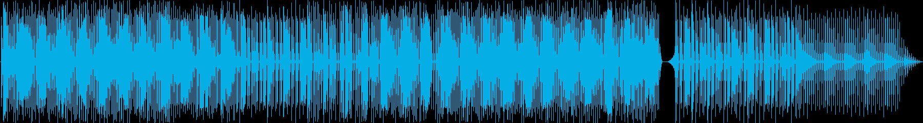 攻撃、混乱、の再生済みの波形