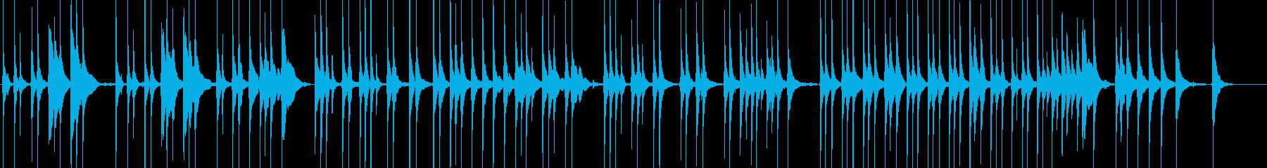 三味線177浅妻船1日本舞踊大津琵琶湖白の再生済みの波形
