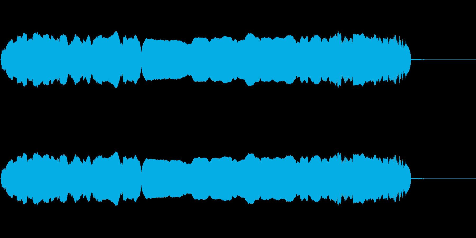 トランペット:ウェールサイレンアク...の再生済みの波形