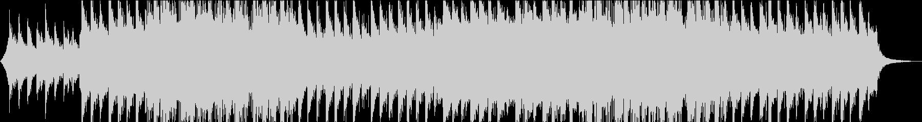 印象に残るメロディのピアノストリングス②の未再生の波形