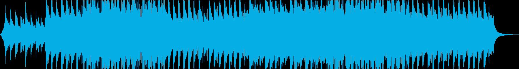 印象に残るメロディのピアノストリングス②の再生済みの波形