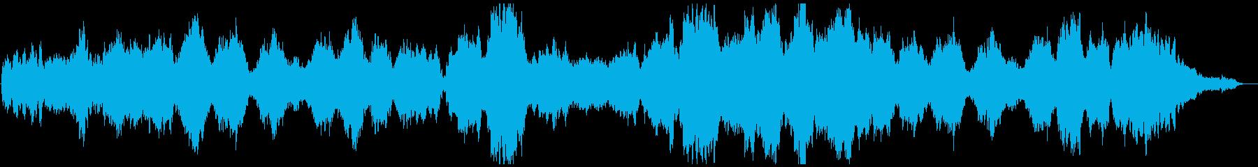 プログレッシブ 交響曲 広い 壮大...の再生済みの波形