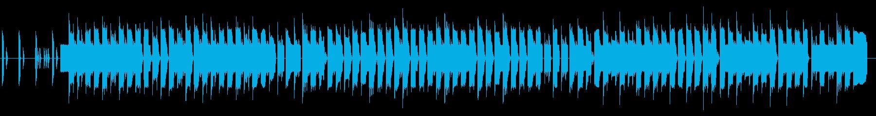 NES RPG B01-1(タイトル)の再生済みの波形