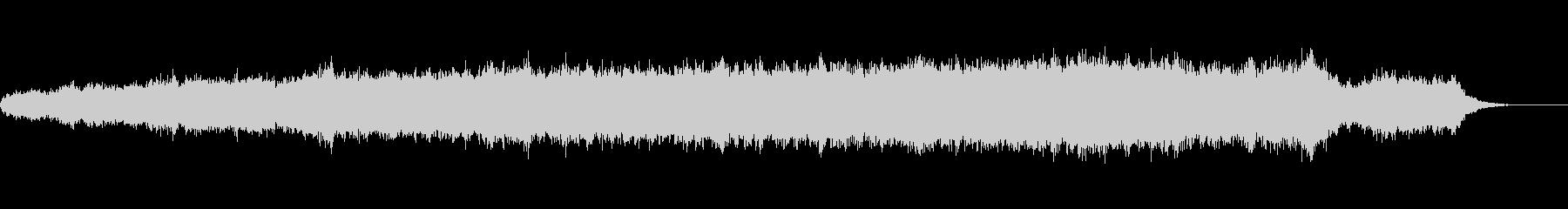 Strings_Sulpontの未再生の波形