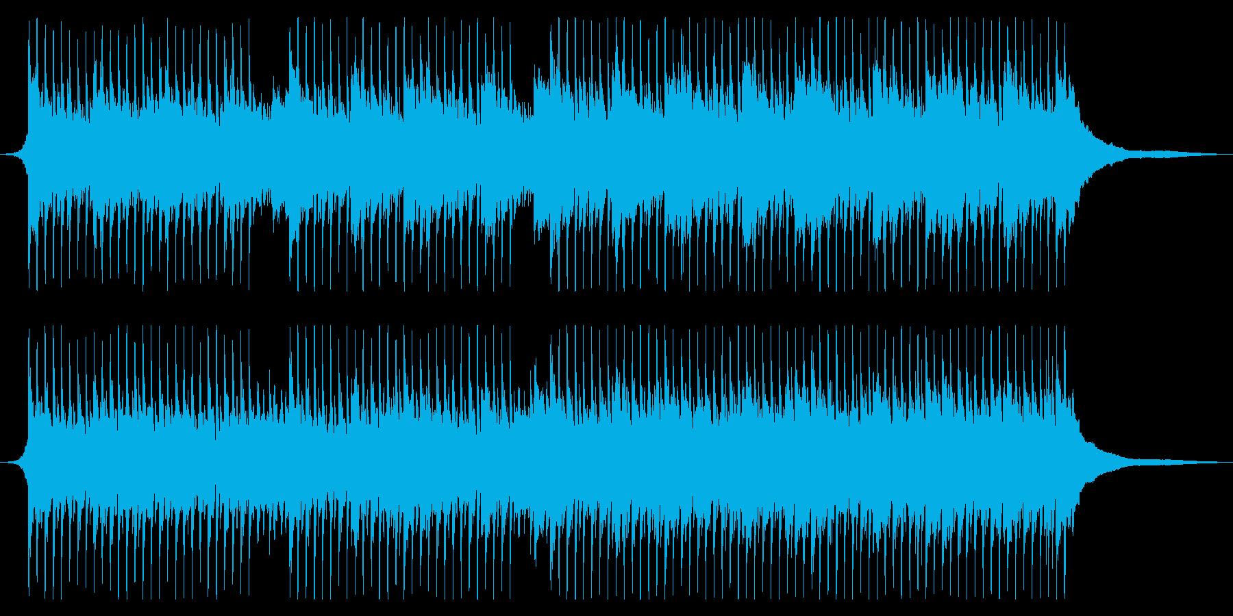 ショートver ピアノ 爽快 STARTの再生済みの波形