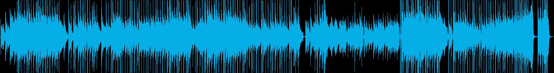 ポップ。アコースティックサウンド。...の再生済みの波形