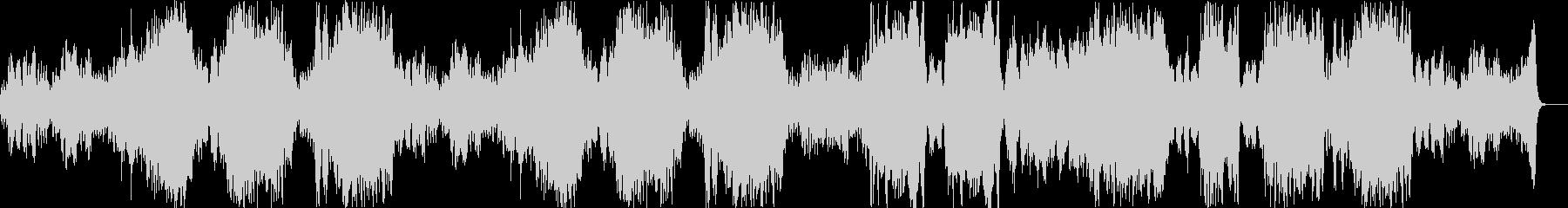 バッハカンタータ BWV140 .1の未再生の波形