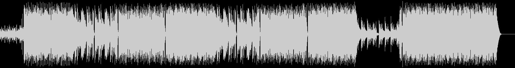 ギター/ストリングス/ヒップホップ/3の未再生の波形