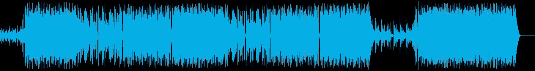 ギター/ストリングス/ヒップホップ/3の再生済みの波形