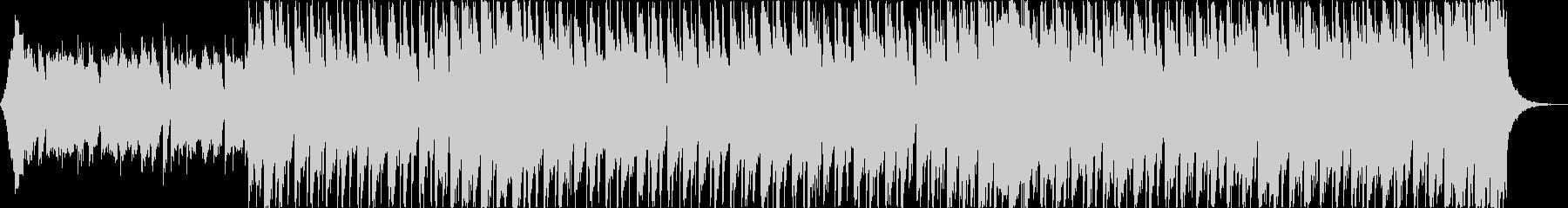 洋楽トラップヒップホップパリピEDMbの未再生の波形