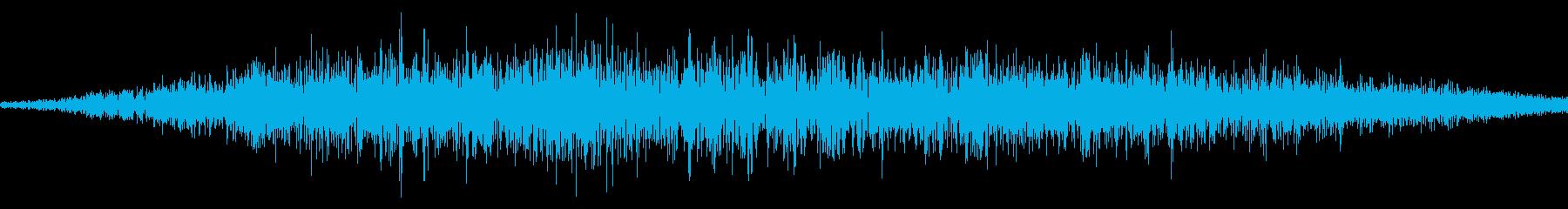 スワイプ音/風切り音/キャンセル音 10の再生済みの波形