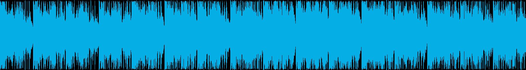 古代を彷彿とさせるようなBGMです。の再生済みの波形