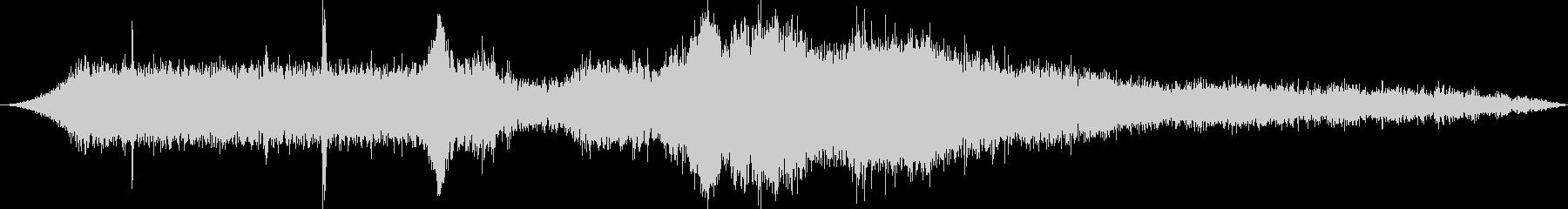 ラージアーススクレーパー:Ext:...の未再生の波形