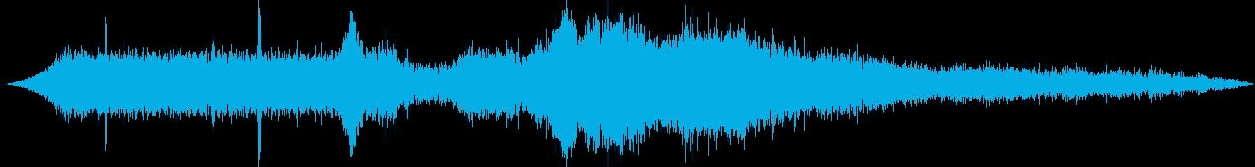 ラージアーススクレーパー:Ext:...の再生済みの波形