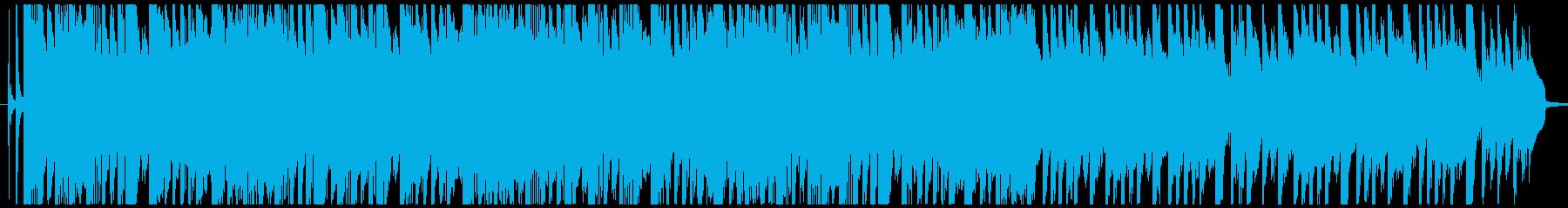 ポップインスト。音響的に明るい隆起...の再生済みの波形
