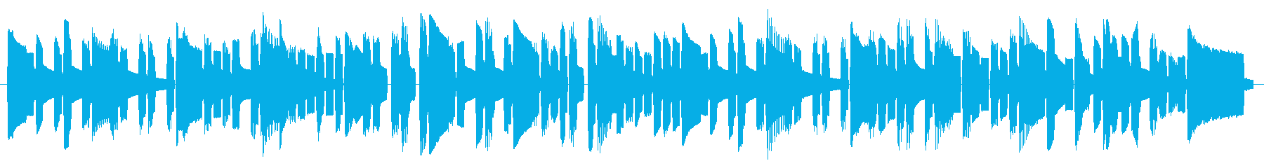 NES STG C01-1(タイトル) の再生済みの波形