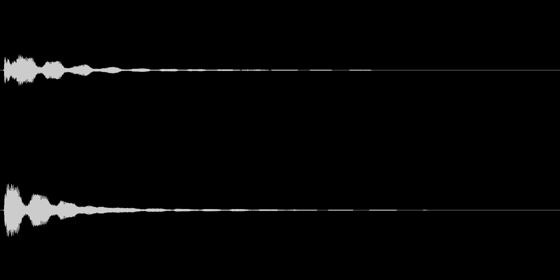キラキラ系_060の未再生の波形