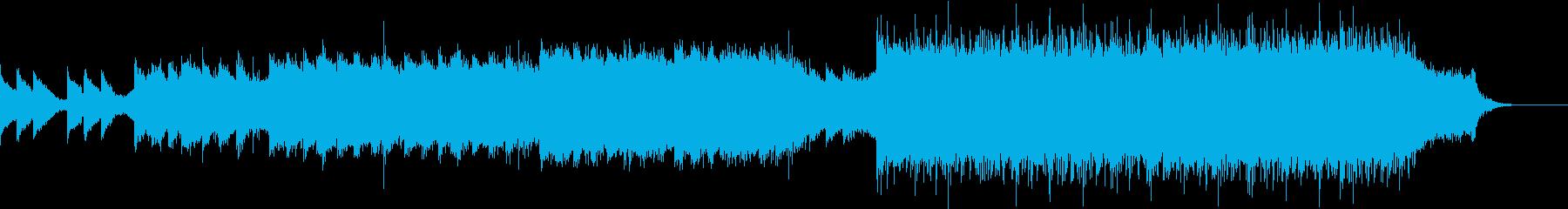 エピローグ・平和・壮大の再生済みの波形