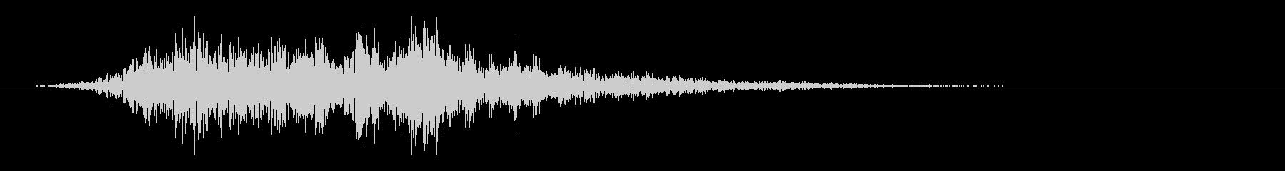 ワイヤーアクション_05の未再生の波形