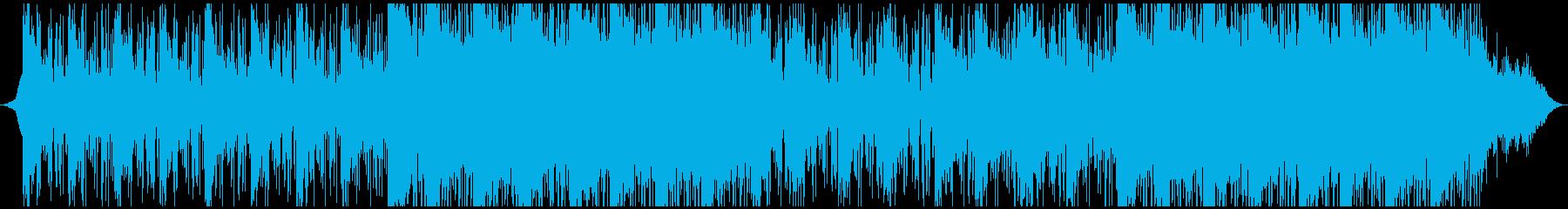 Tomorowlandの再生済みの波形