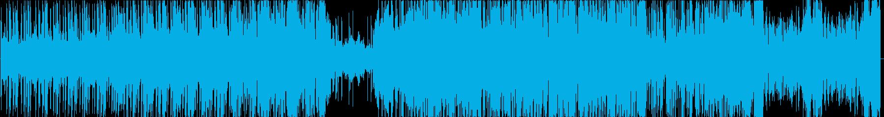 クールで神秘的なHipHopの再生済みの波形