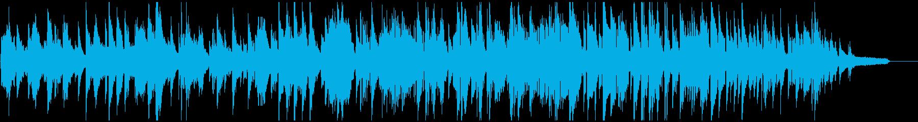 渋いサックス、くつろぎのジャズ・バラードの再生済みの波形