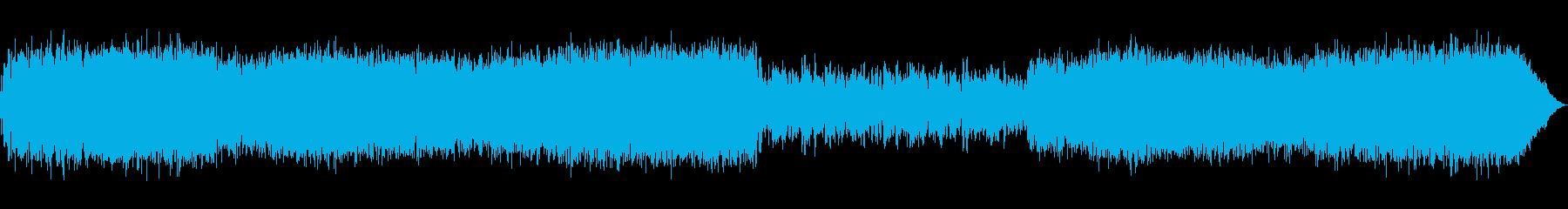 超常的なラスボス 逆再生 ドラムンベースの再生済みの波形