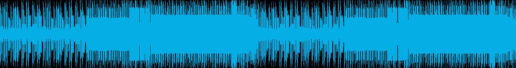 FC風ループ クレーターの要塞の再生済みの波形