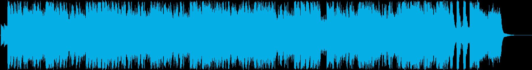 ジングル - オーシャンブリーズの再生済みの波形