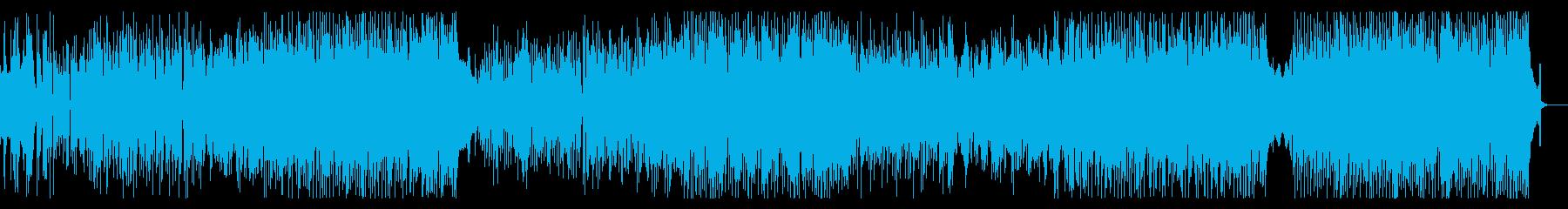 かわいくてキャッチーなピアニカの曲の再生済みの波形