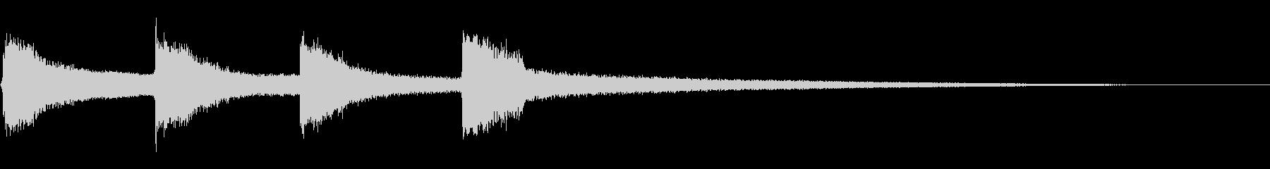 Bell-ジングル_03の未再生の波形