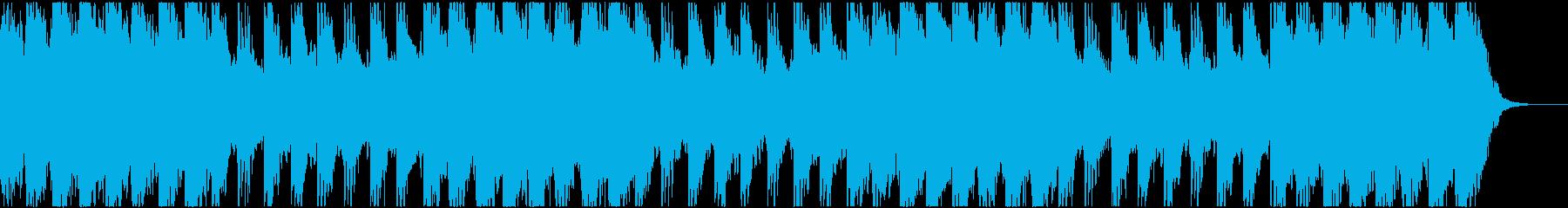 ヒーリング・アコギ・リラックス・癒しの再生済みの波形