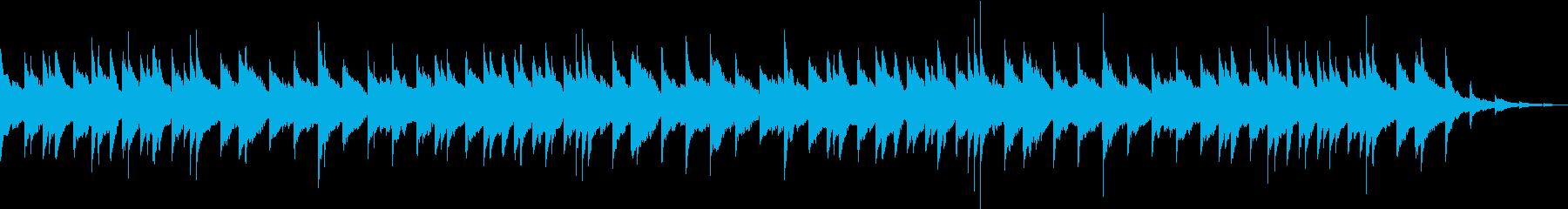 ほのぼのしたCM等にの再生済みの波形