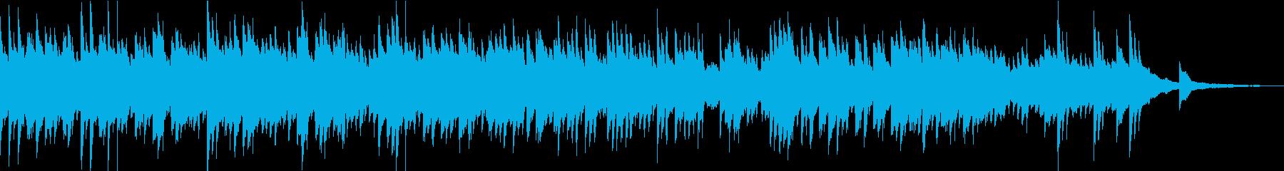 企業VPや映像にわくわくポップピアノソロの再生済みの波形