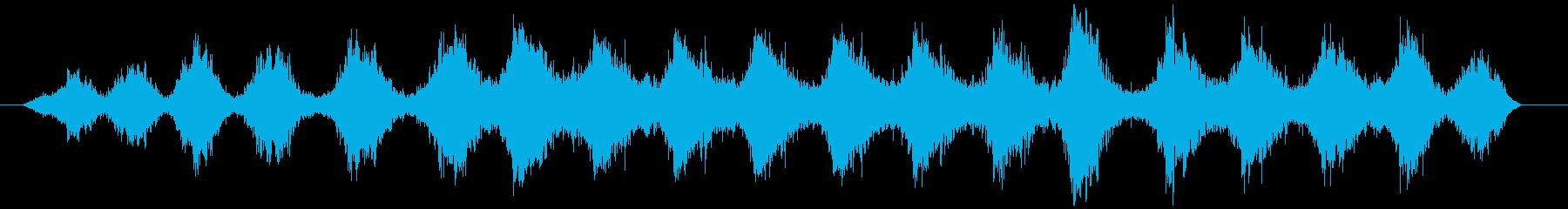 マジックカーペットライド-揺れる、...の再生済みの波形