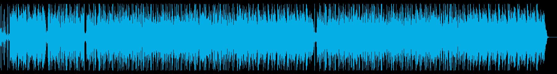企業VP いやし・チル 34の再生済みの波形